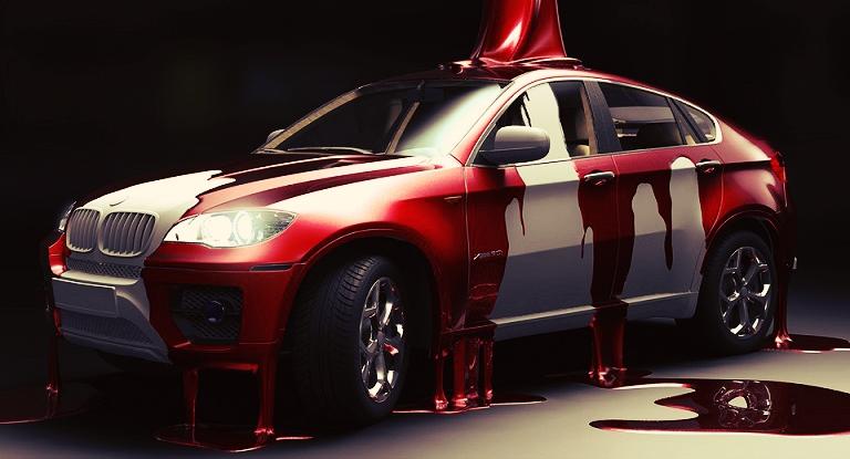 Покраска авто в Зеленограде, отзывы