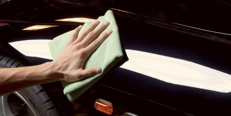 Окрас и полировка автомобиля