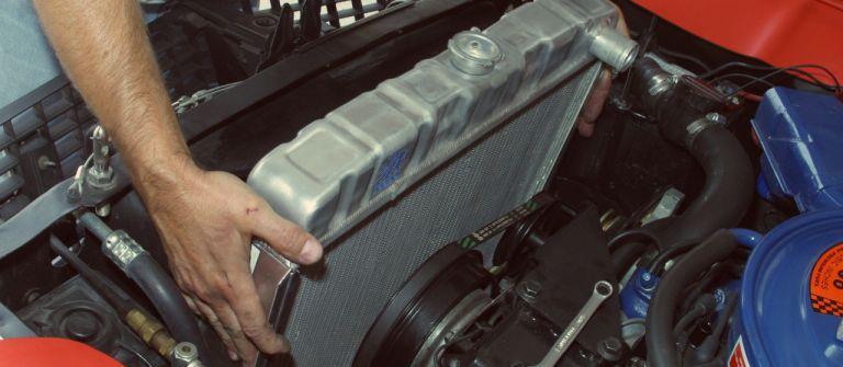 Промывка радиаторов