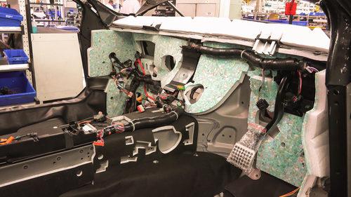 Шумоизоляция автомобиля и обработка днища антикор